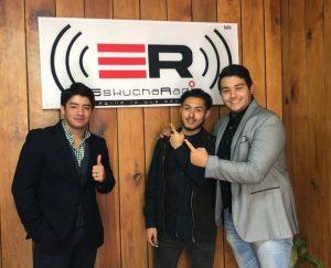 Martes y Jueves - 7pm - EN VIVO por Eskucha Radio
