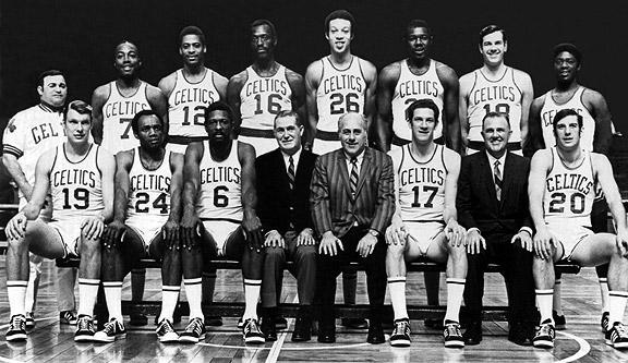 Celtics de Boston: el equipo ganador de 1969
