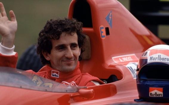 Alain Prost. Fotos: especiales.