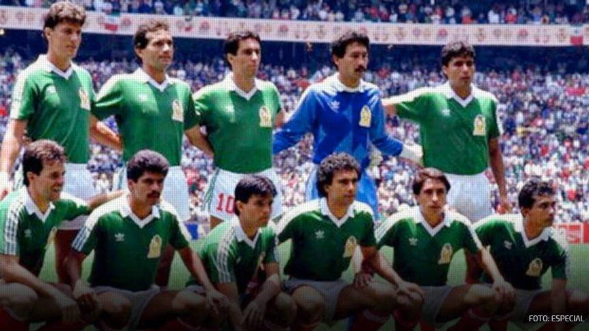 México vs Bélgica 2