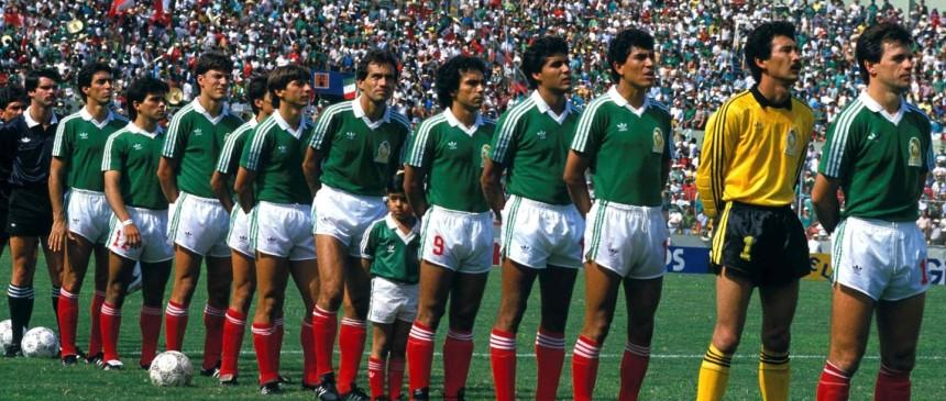 México vs Bélgica 4